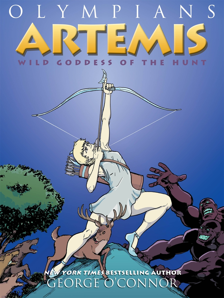 Artemis: Wild Goddess of the Hunt