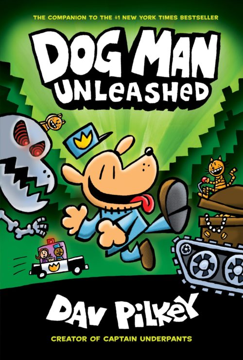 Dog Man Unleashed (Dog Man #2): From the Creator of Captain Underpants