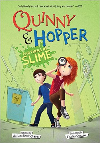 Quinny & Hopper Partners in Slime