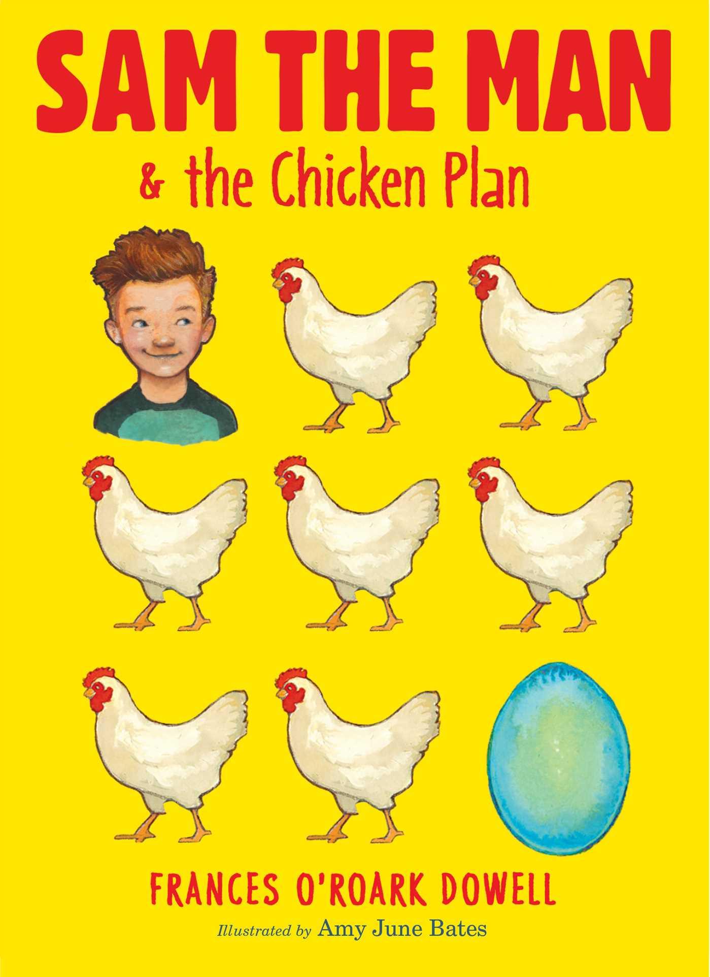Sam the Man & the Chicken Plan