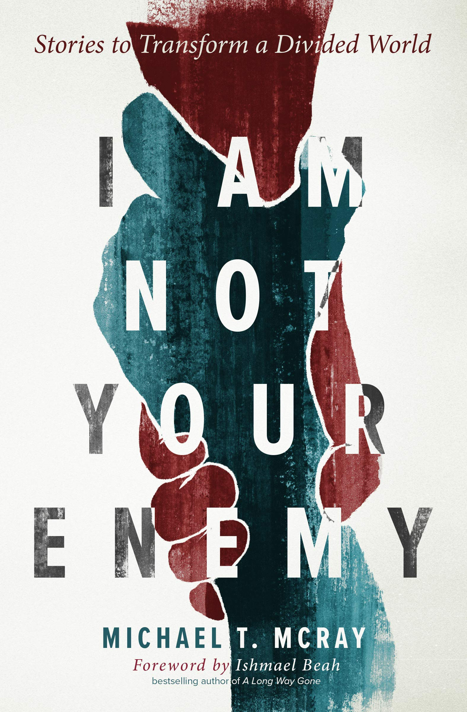 I Am Not Your Enemy: Stories to Transform a Divided World