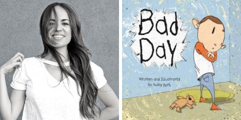 Interview with Ruby Roth, author of Bad Day