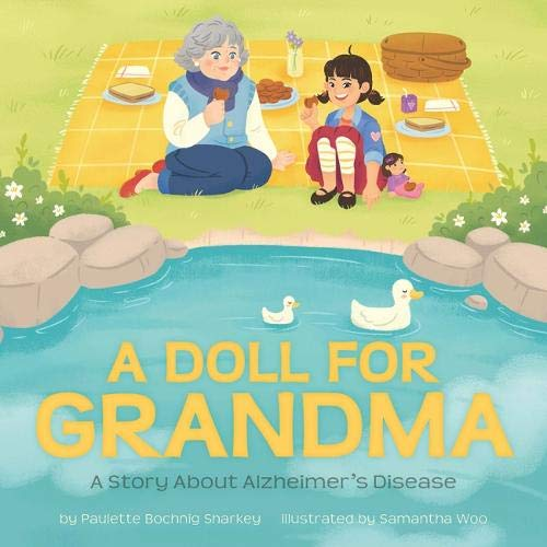 A Doll for Grandma: A Story About Alzheimer's Disease