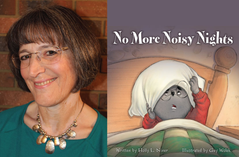 "Interview with ""No More Noisy Nights"" Author Holly L. Niner"