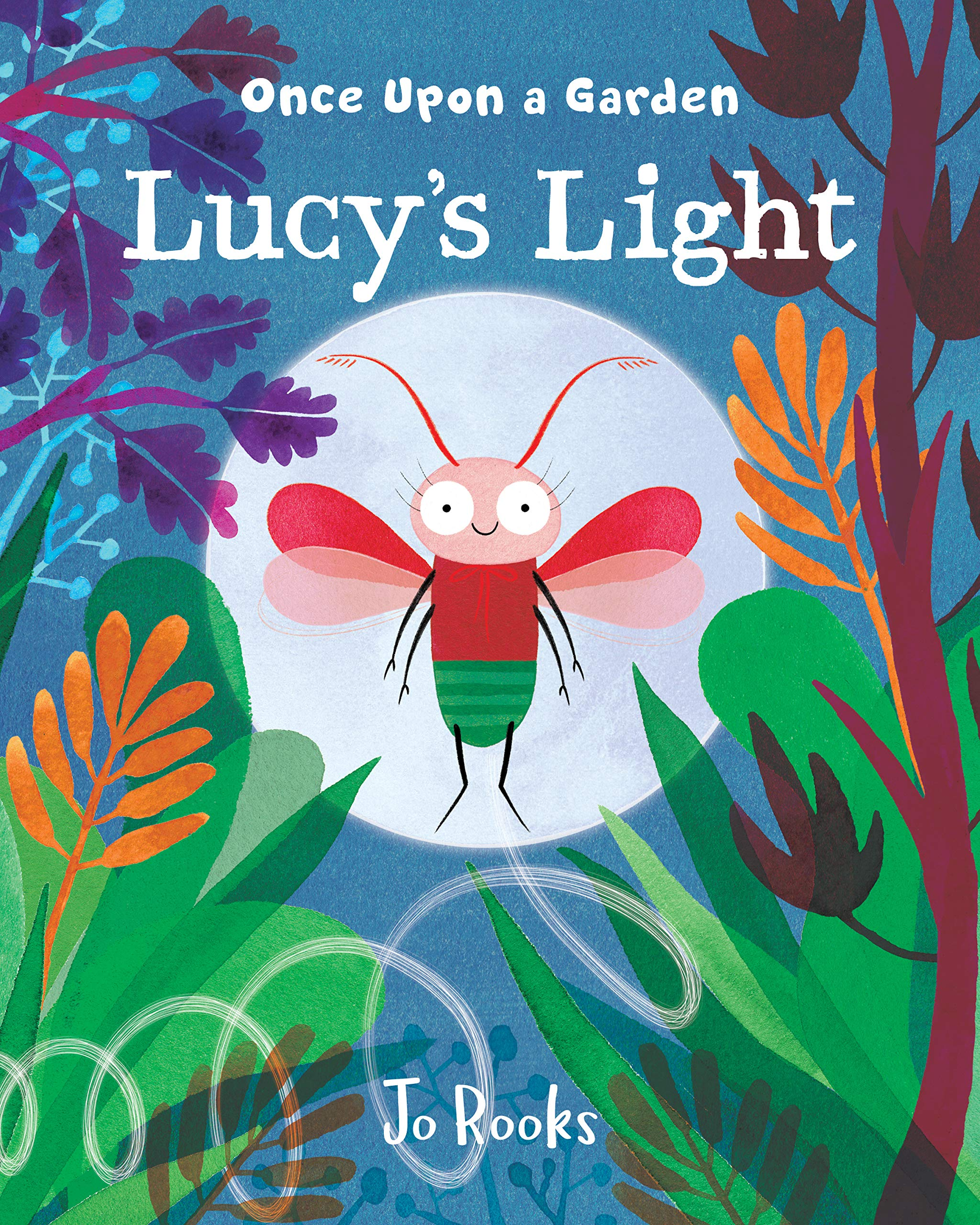 Lucy's Light (Once Upon a Garden)