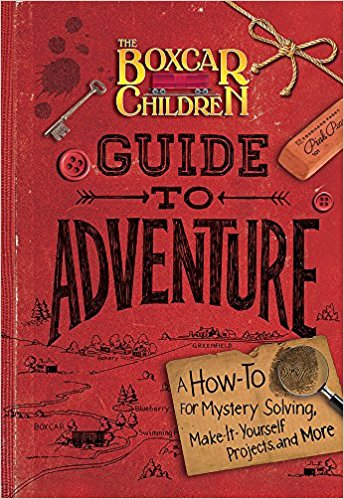 The boxcar children guide to adventure a how to for mystery solving the boxcar children guide to adventure solutioingenieria Choice Image