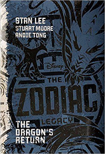 the zodiac legacy book series