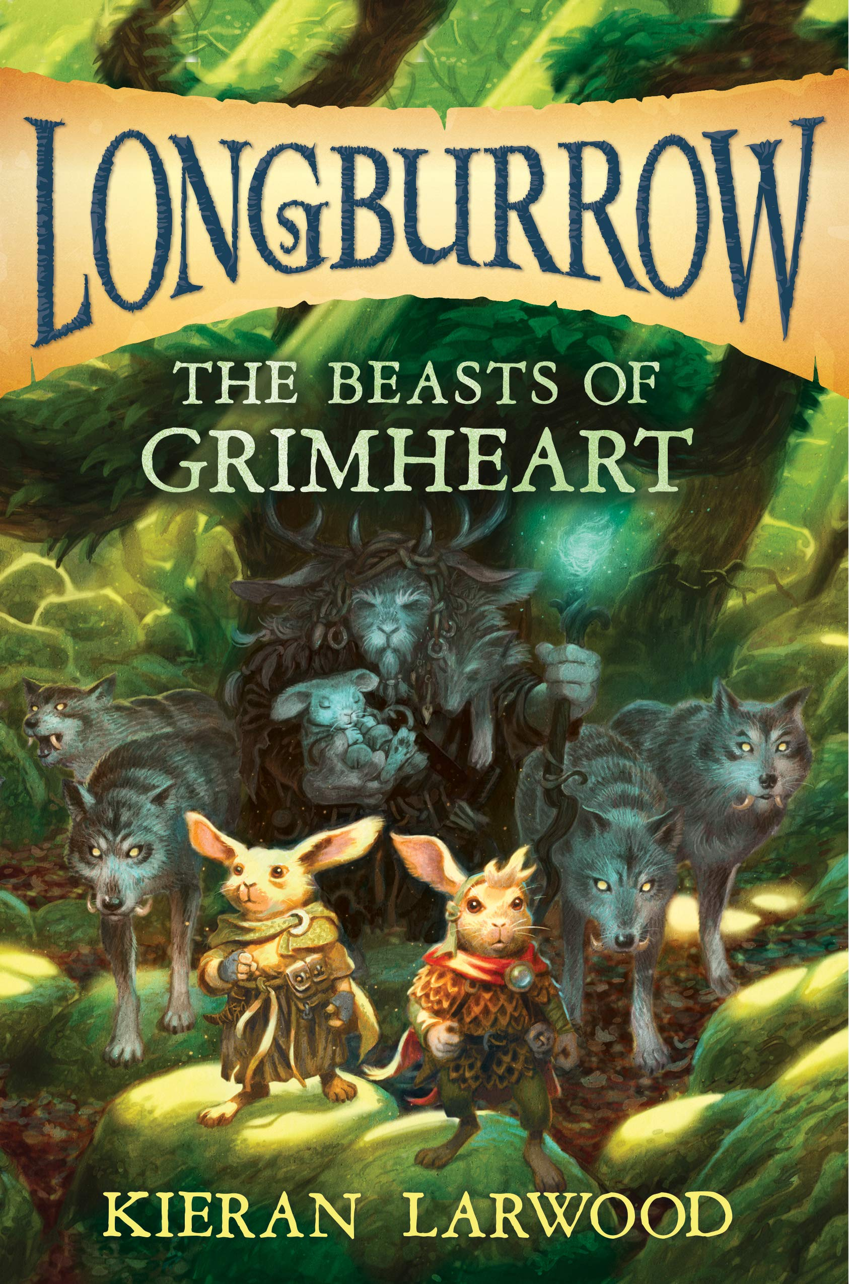 The Beasts of Grimheart (Longburrow)