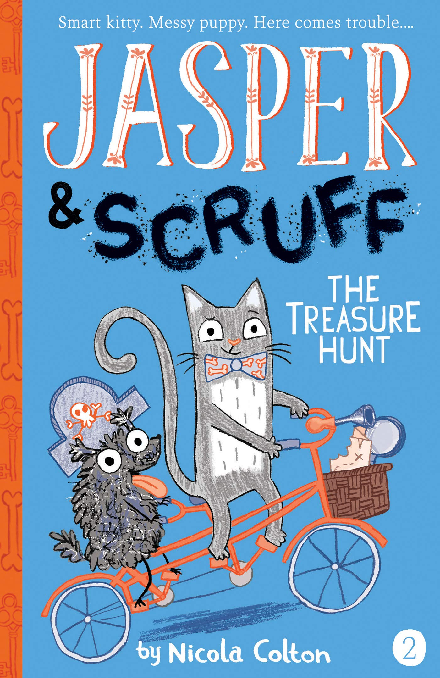 The Treasure Hunt (Jasper and Scruff)