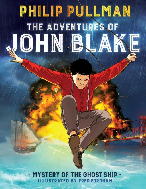 The Adventures of John Blake: Mystery of the Ghost Ship
