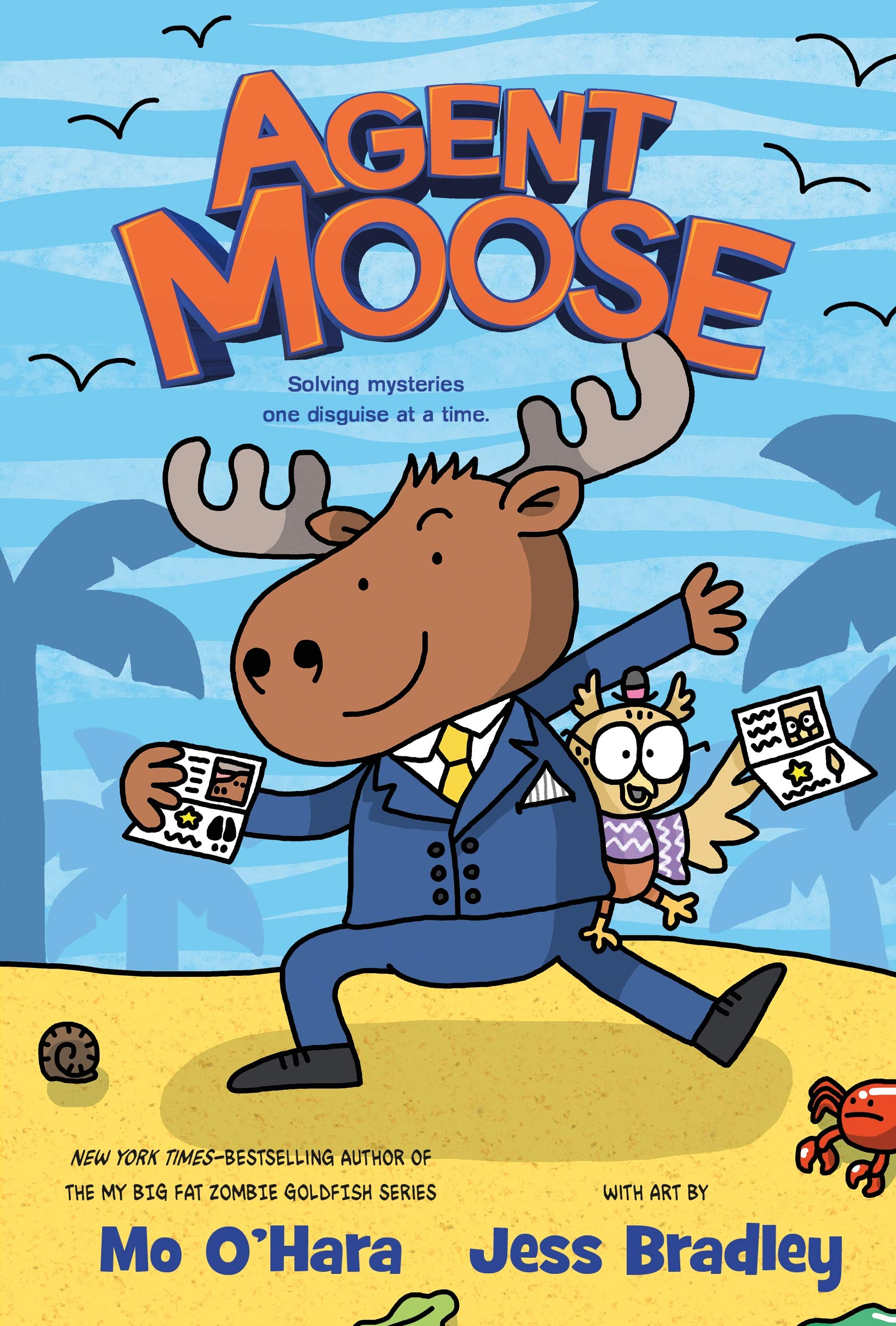 Agent Moose (Agent Moose (1))