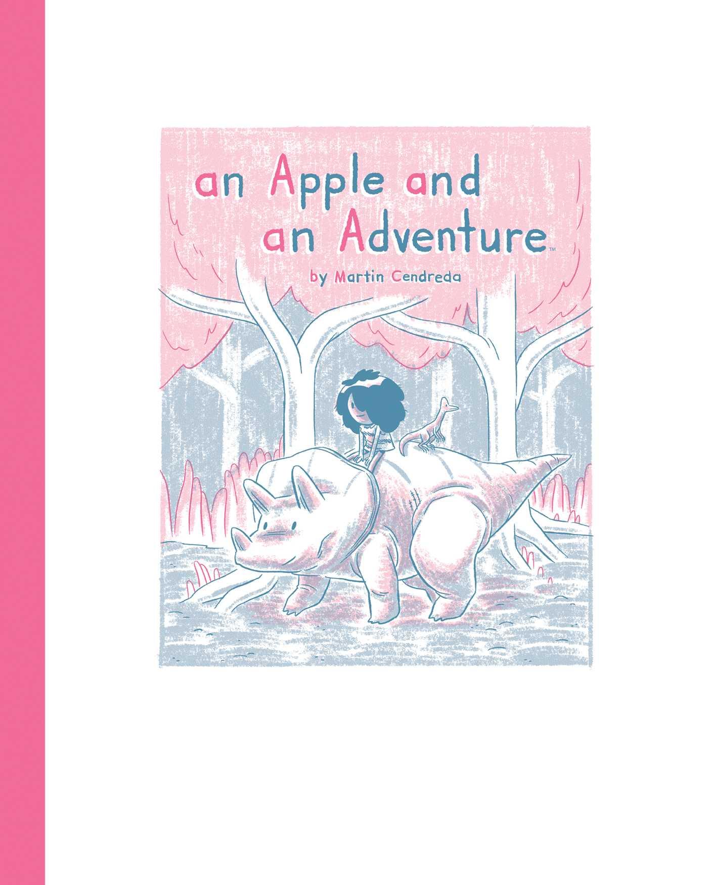 An Apple and An Adventure