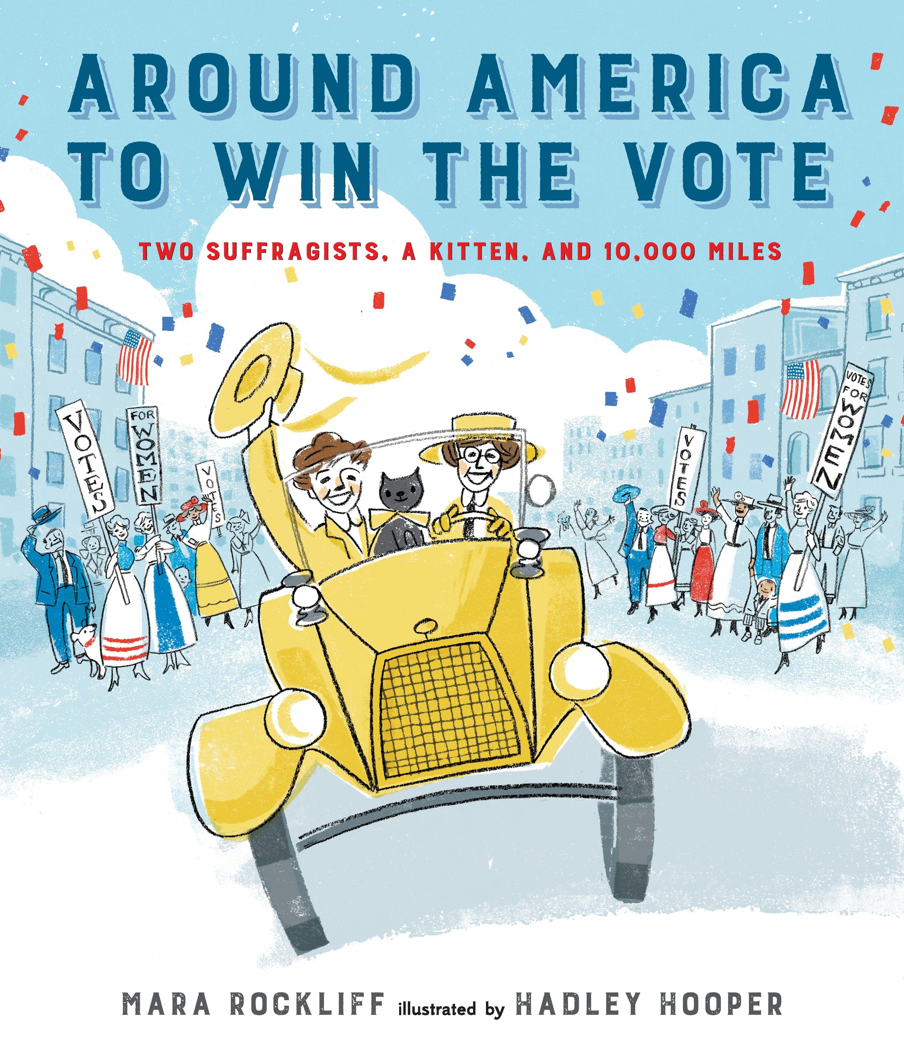 Around America to Win the Vote