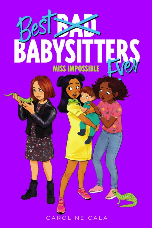 Miss Impossible (Best Babysitters Ever)