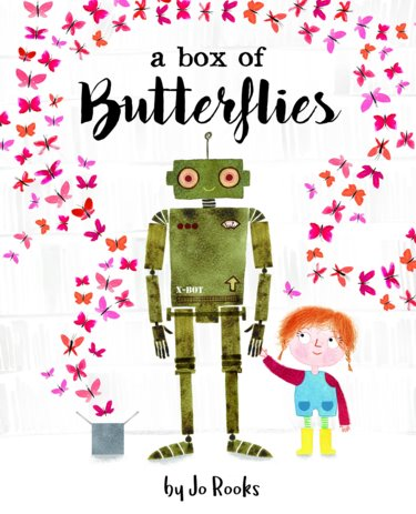 A Box of Butterflies