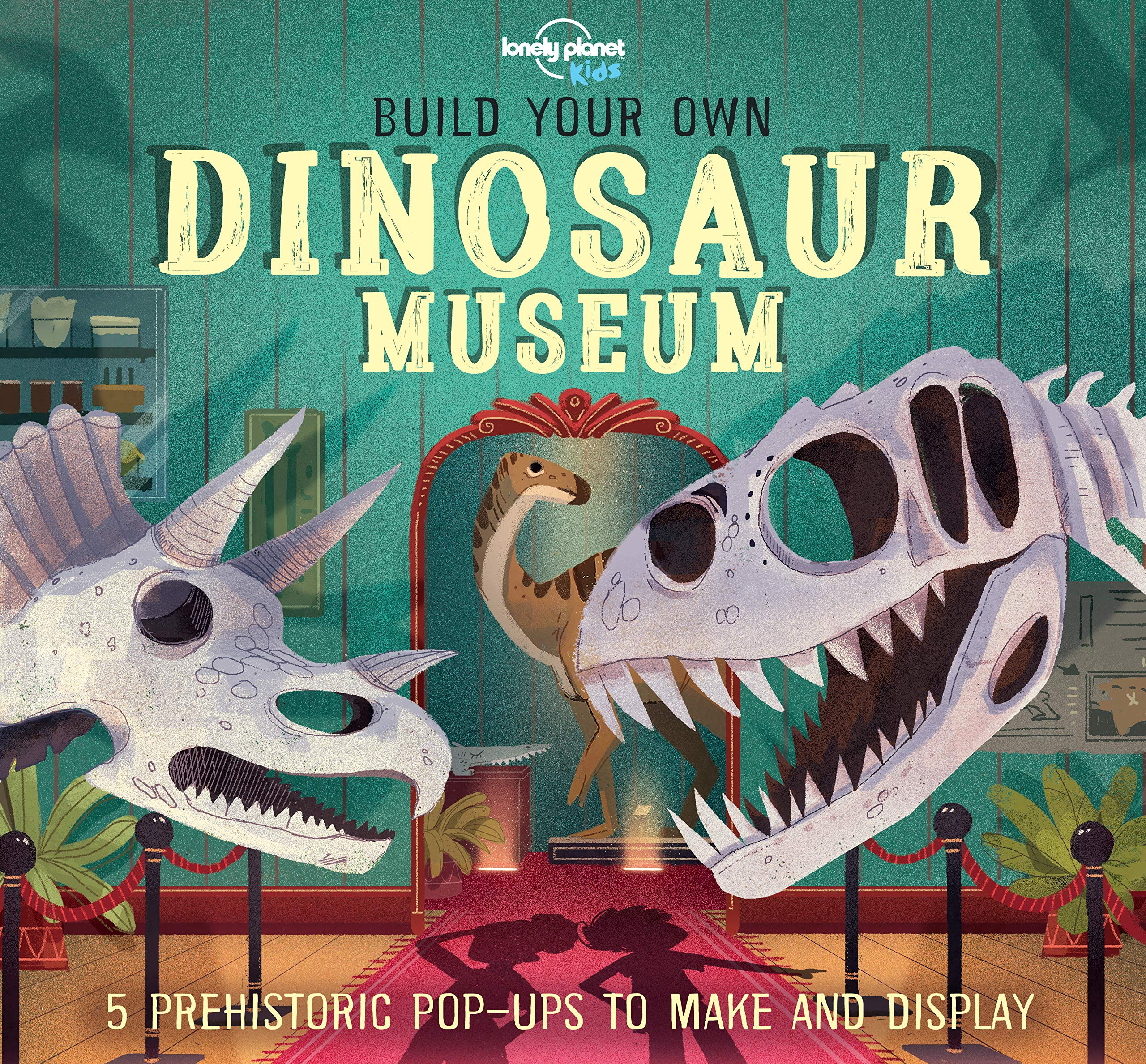 Build Your Own Dinosaur Museum