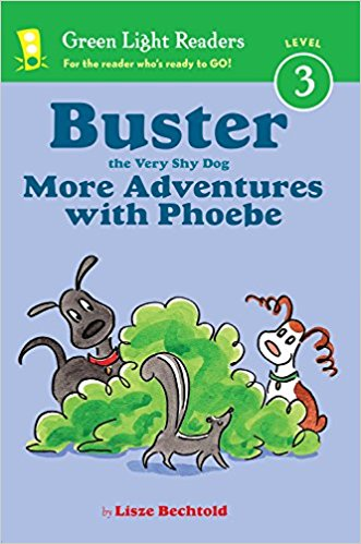 Buster the Very Shy Dog, More Adventures with Phoebe