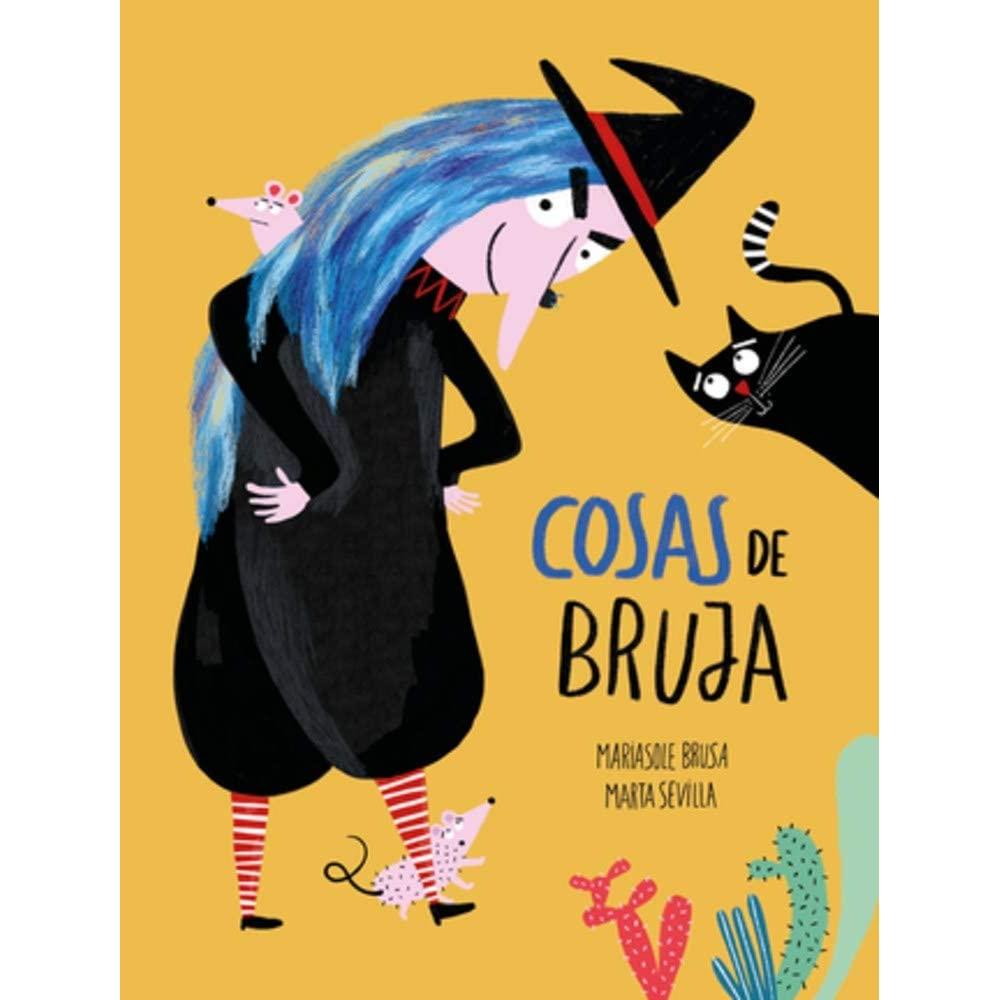 Cosas de Bruja (Spanish Edition)