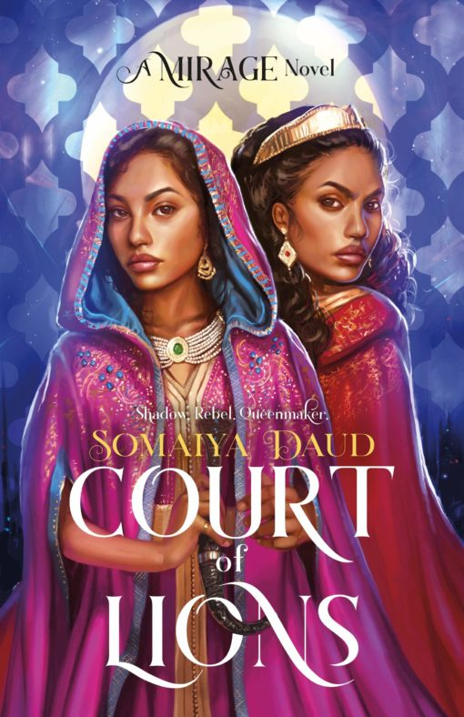 Court of Lions:  A Mirage novel