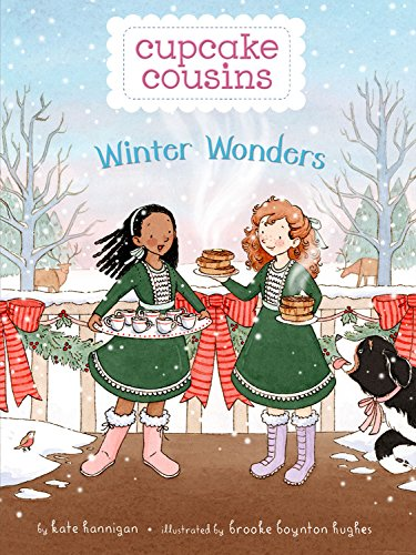 Cupcake Cousins, Book 3 Winter Wonders