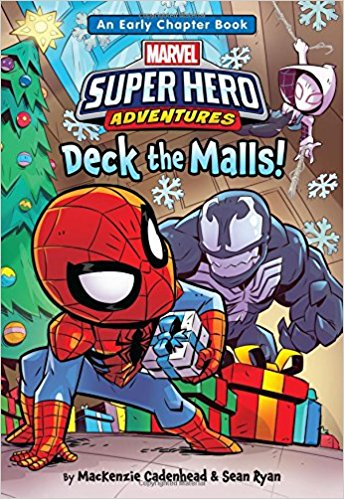 Deck the Malls!: An Early Chapter Book