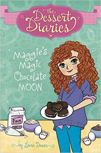 The Dessert Diaries: Maggie's Magic Chocolate Moon