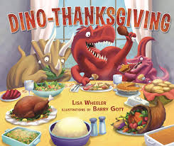 Dino-Thanksgiving (Dino-Holidays)