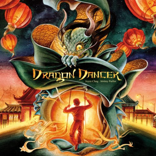 Dragon Dancer