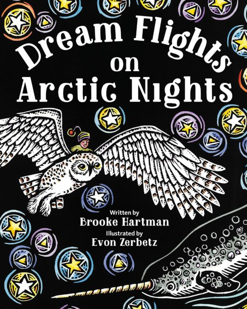 Dream Flights on Arctic Nights
