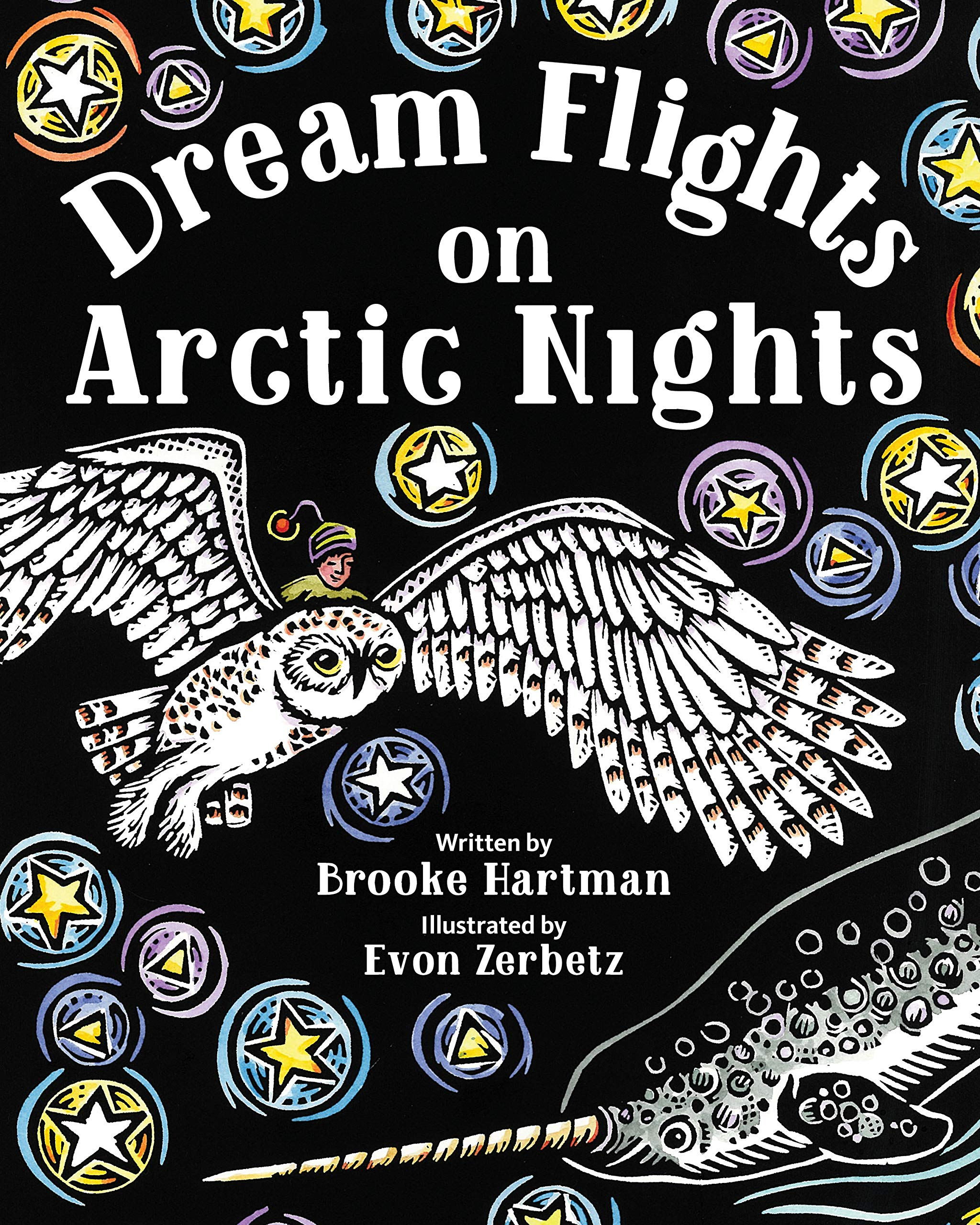 Dream Flights on Arctic Nights