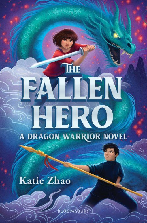 The Fallen Hero: A Dragon Warrior Novel