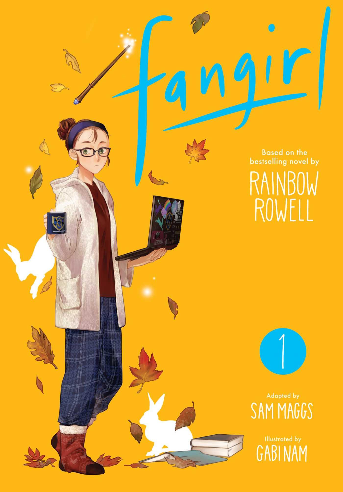 Fangirl: The Manga, Vol. 1