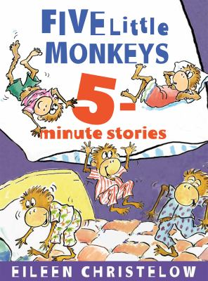 Five Little Monkeys 5-Minute Stories