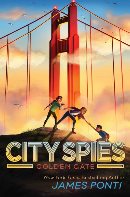 Golden Gate: City Spies #2