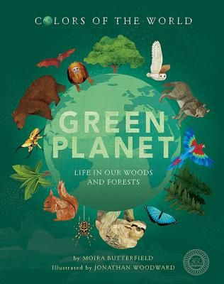 Green Planet: Life in Our Woods and Forests (360 Degrees)