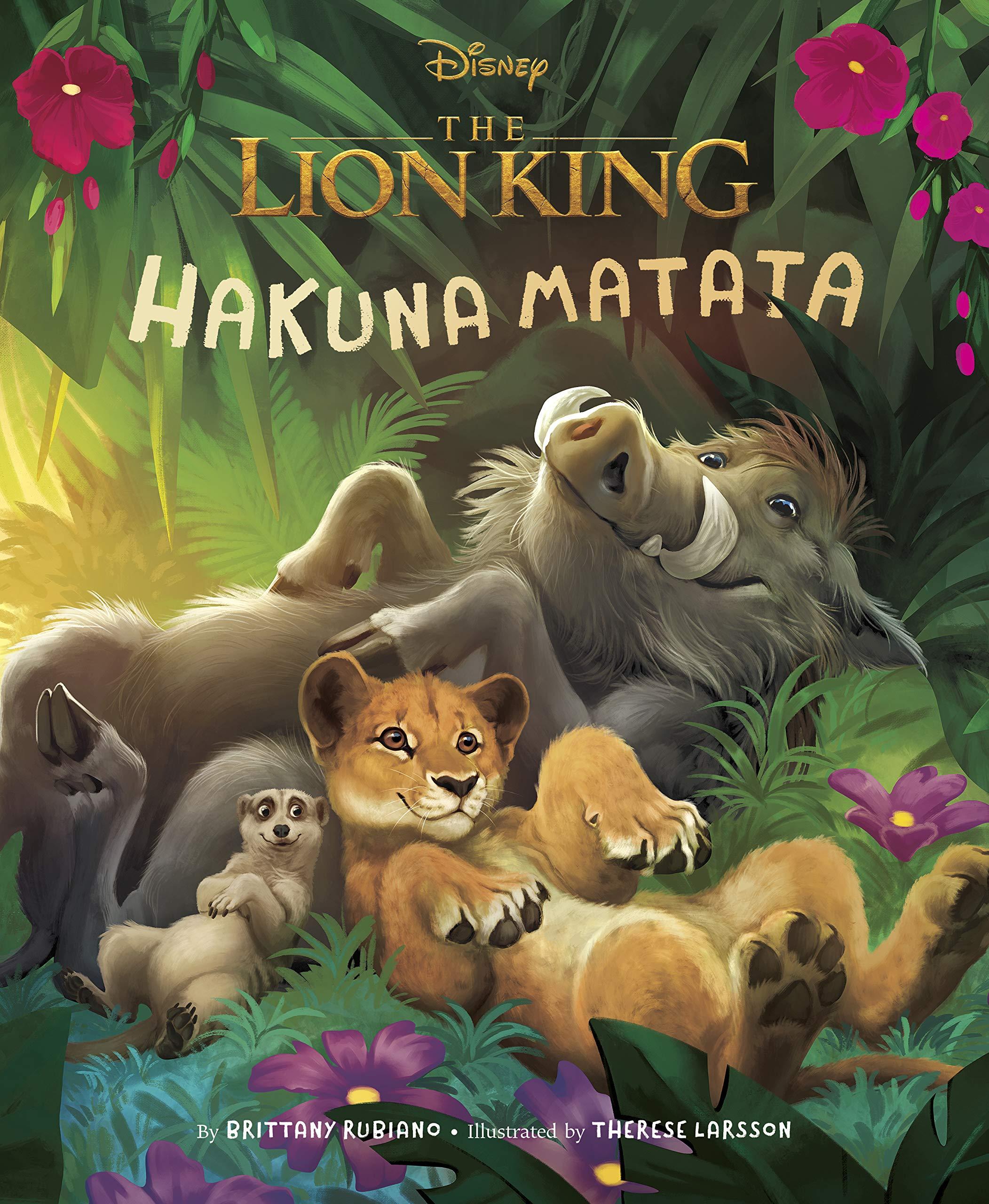 Lion King (2019) Picture Book, The: Hakuna Matata