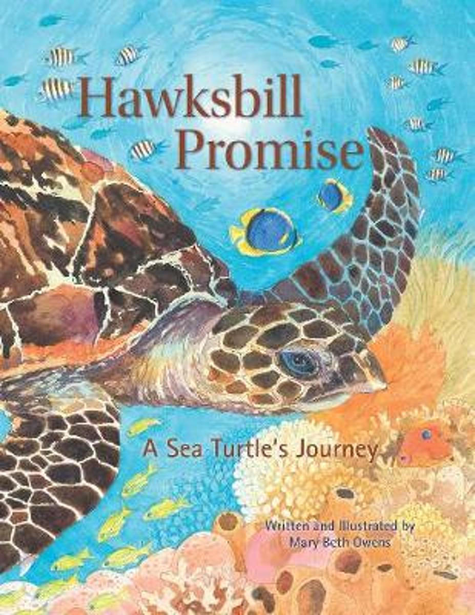 Hawksbill Promise: The Journey of an Endangered Sea Turtle (Tilbury House Nature Book)