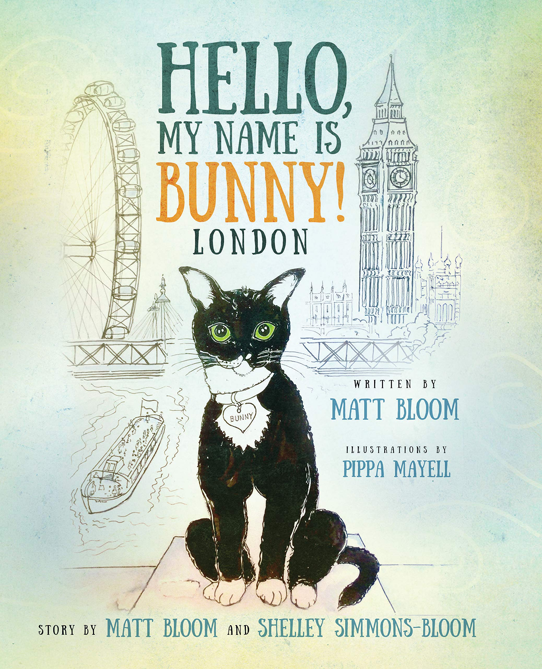 Hello, My Name is Bunny! London