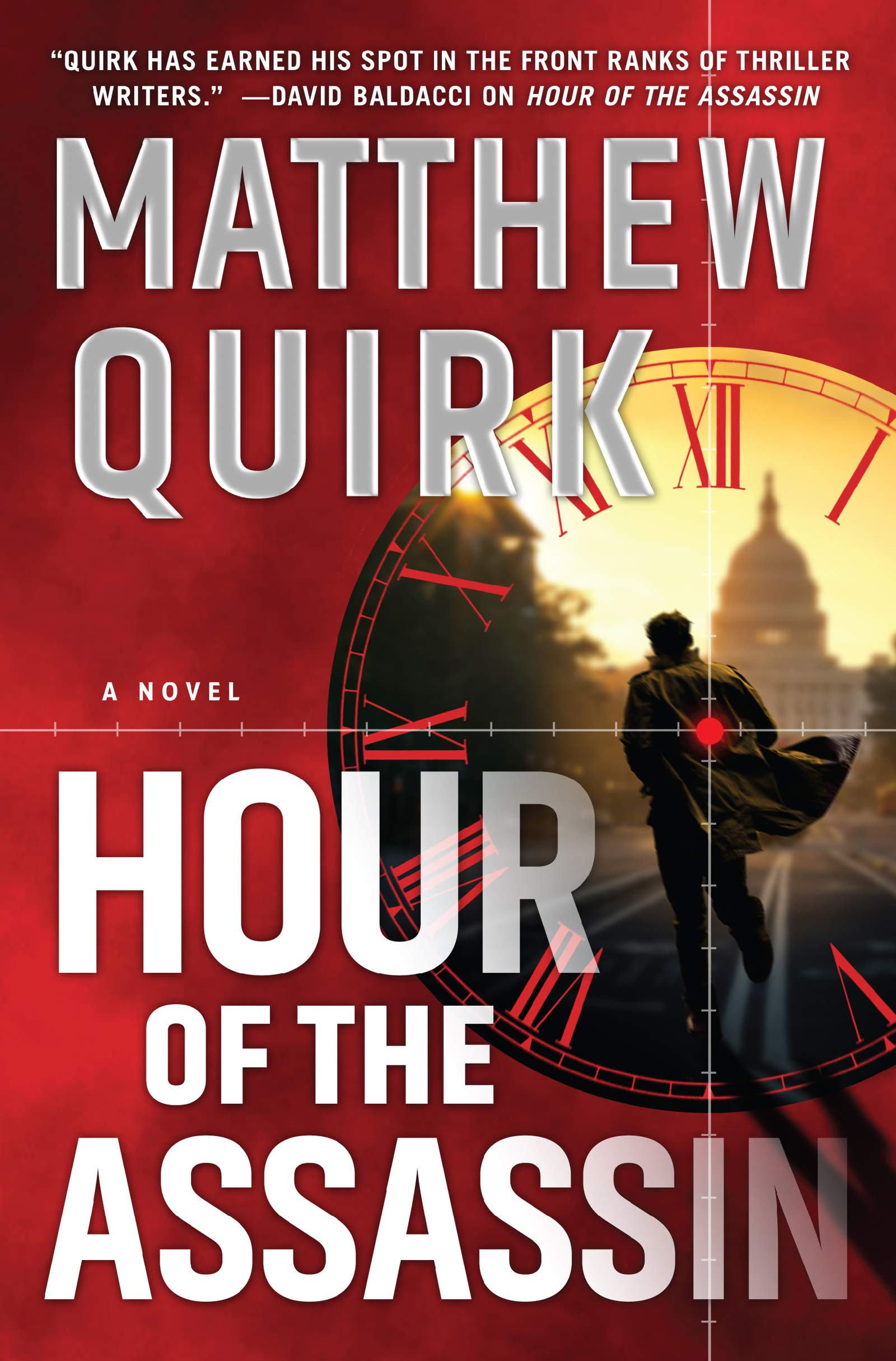 Hour of the Assassin: A Novel
