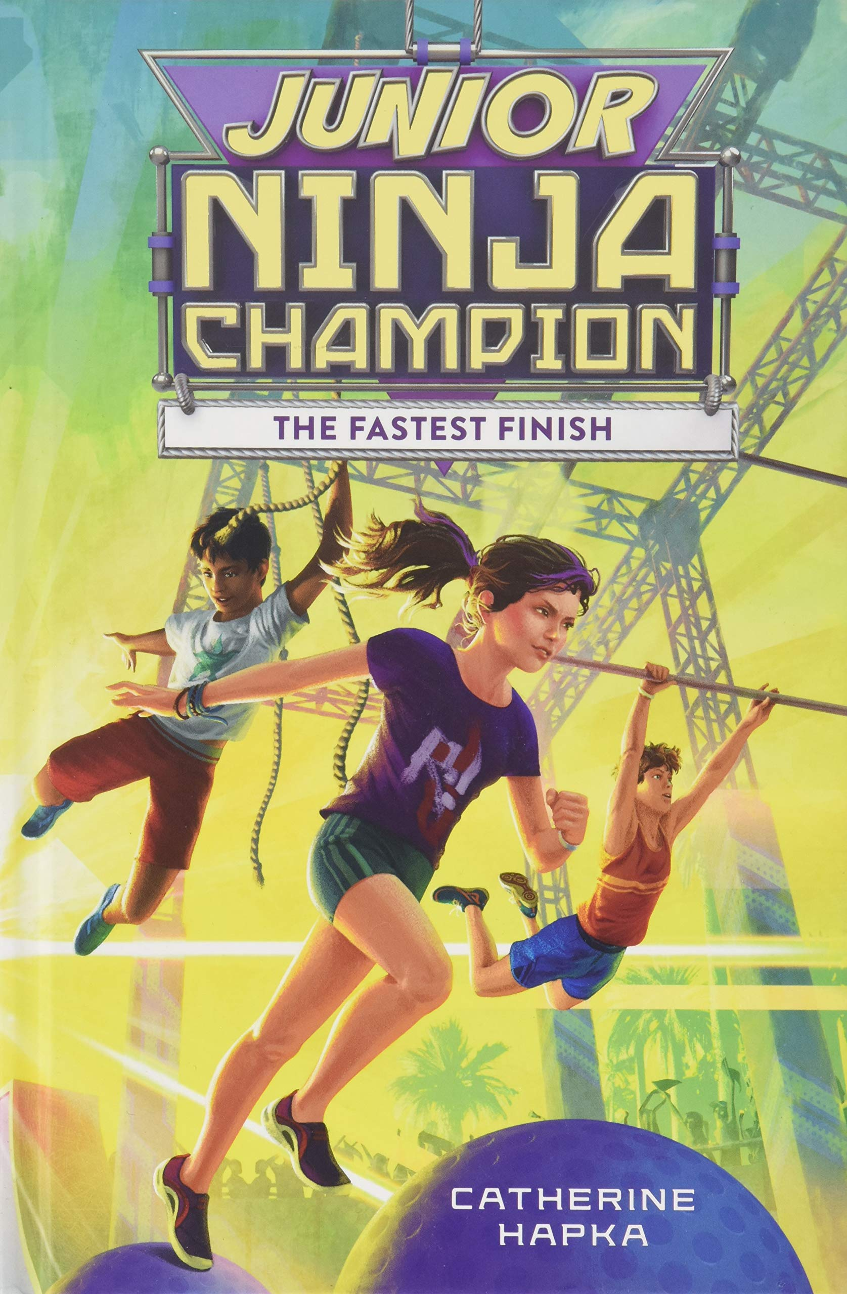 Junior Ninja Champion: The Fastest Finish