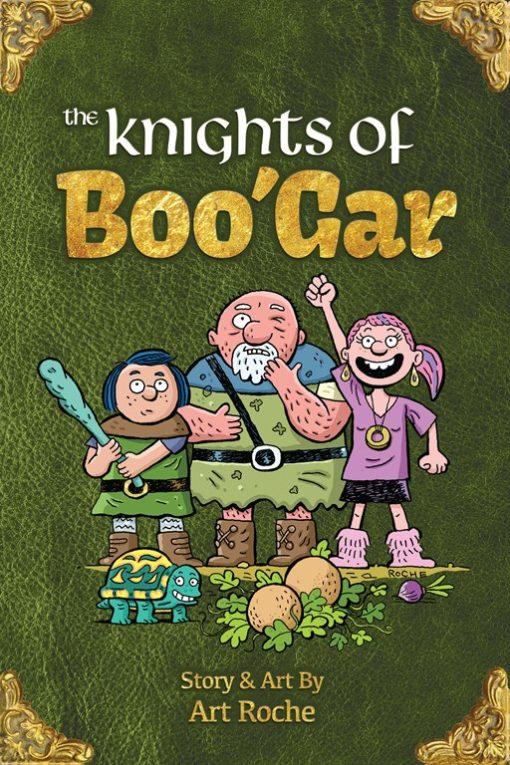 The Knights of Boo'Gar