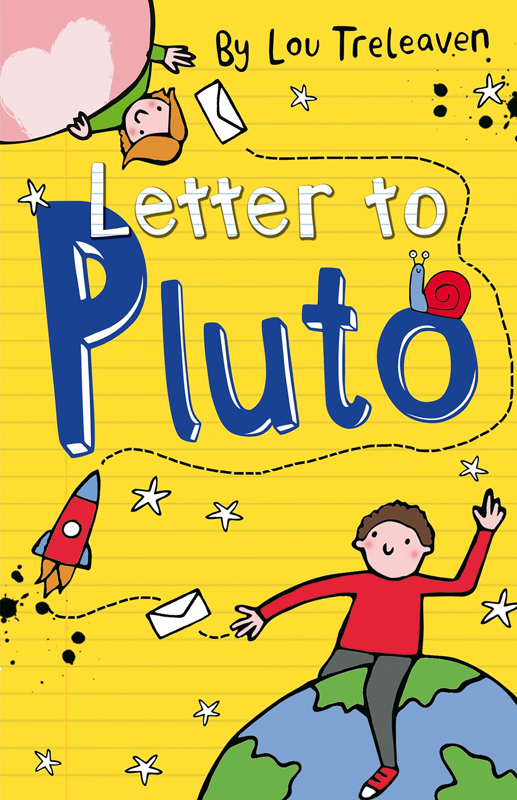 Letter to Pluto (Penpals on Pluto)