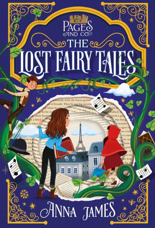 The Lost Fairy Tales (Pages and Co. #2)