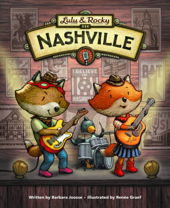 Lulu & Rocky in Nashville (Our City Adventures)