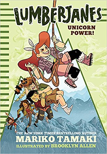Lumberjanes: Unicorn Power!