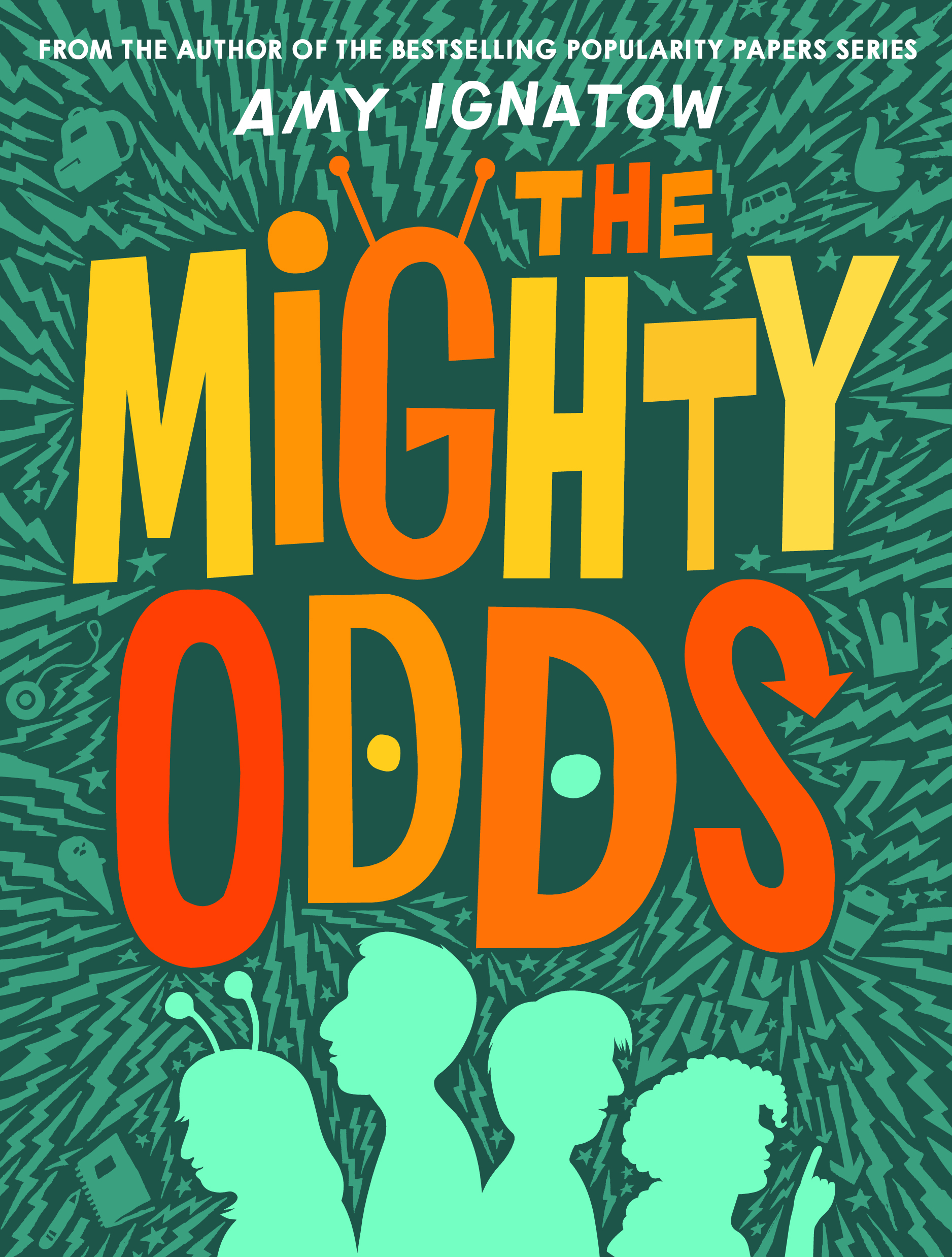 The Mighty Odds : Book One