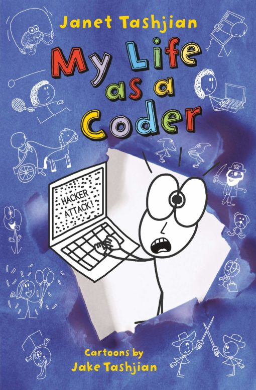 My Life as a Coder: My Life series, Book 9