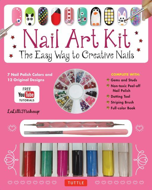 Nail Art Kit: The Easy Way to Creative Nails