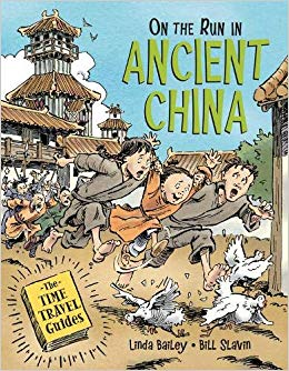 On the Run in Ancient China (The Time Travel Guides)