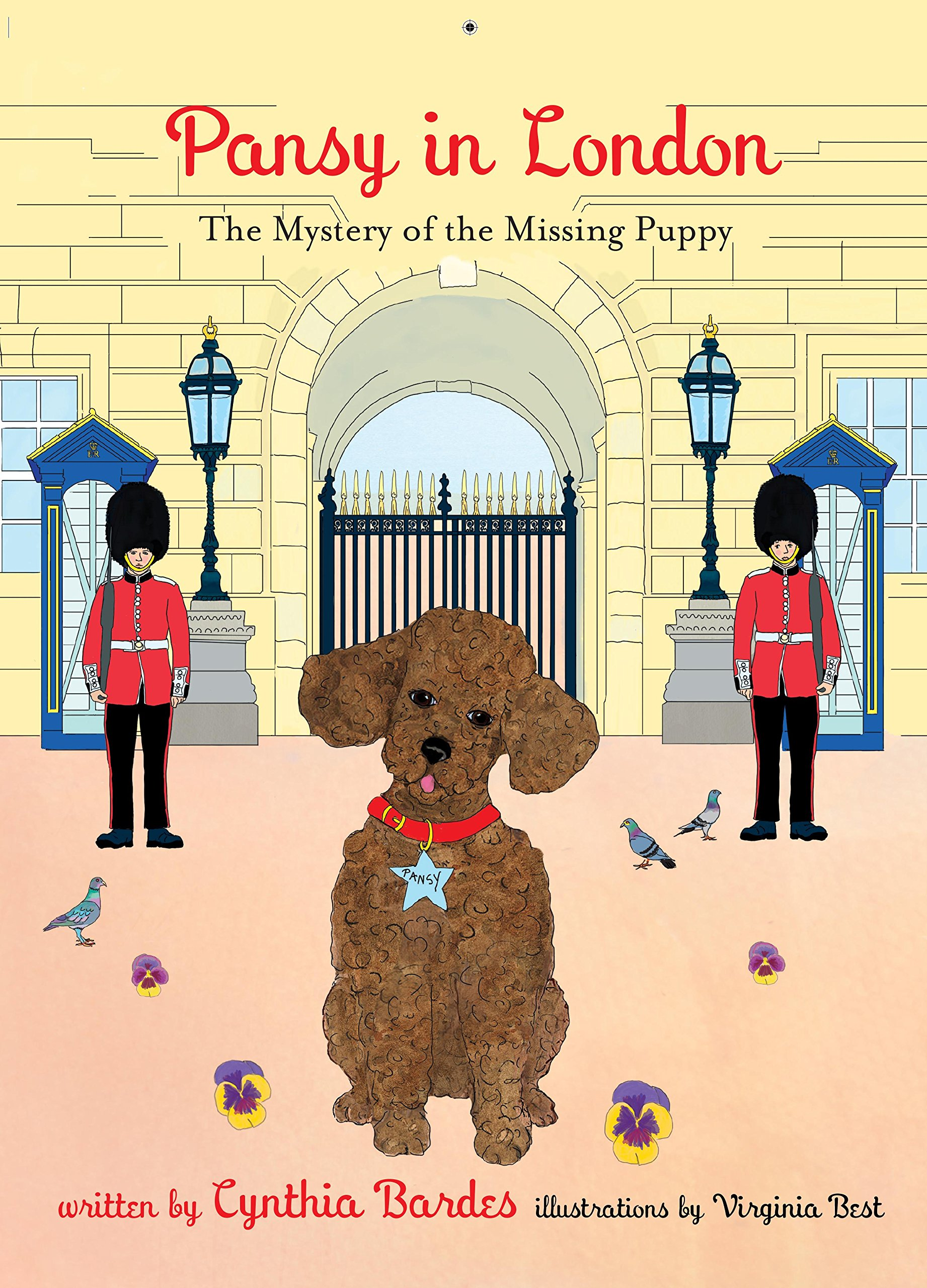 Pansy in London: The Mystery of the Missing Puppy